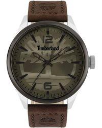 Timberland Reloj de Vestir TBL15945JYTU.53 - Verde