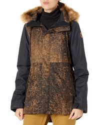 Volcom - Fawn Insulated Snowboard Ski Winter Hooded Jacket - Lyst