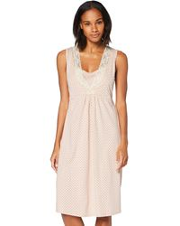 Iris & Lilly Short Sleeve Cotton Nightdress - Pink