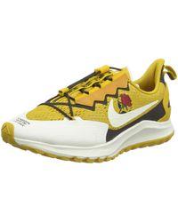 Nike - X Gyakusou Zoom Pegasus 36 Trail Shoe (mineral Yellow) - Clearance Sale - Lyst