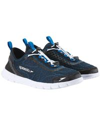 Speedo S Hybrid Watercross Water Shoe - Blu