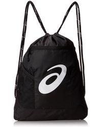 Asics Sanction Cinch Sackpack Bag - Black