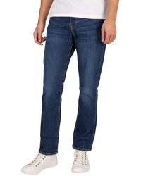 Levi's 511 Schlanke Jeans - Blau
