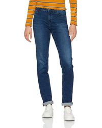 Tommy Hilfiger Mid Rise Jeans - Blue