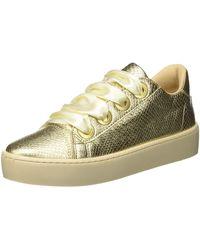 Guess - Urny, Chaussures de Gymnastique , Gris Plati, 39 EU - Lyst