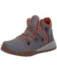 Columbia Fairbankstm 503 Hiking Shoes - Gray