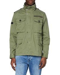 Superdry Field Jacket Blouson - Vert
