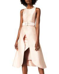 Coast Lizzy Party Dress - Pink