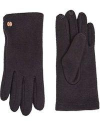 Esprit Accessoires 109ea1r021 Gloves - Black