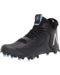 New Balance Freeze V3 Agility Lacrosse Shoe - Black