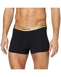 Calvin Klein Trunk Boxeur, Homme - Noir