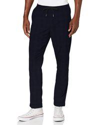 Tommy Hilfiger Active Pant Yarn Dye Check - Grey