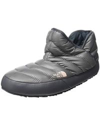 1107d4169 W Tb Traction Bootie Low Rise Hiking Boots - Gray
