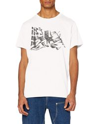 Pepe Jeans BETRAND Camiseta - Blanco
