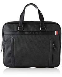Tommy Hilfiger Am0am04893 School Bag - Black