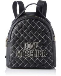 Love Moschino Borsa Pu - Black