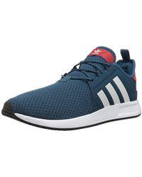 huge discount c3a1e dbbc6 adidas Originals - Xplr Sneaker - Lyst