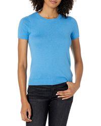 The Drop - Daryl Short Sleeve Tiny T-shirt Crew Neck Sweater - Lyst