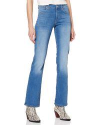 Wrangler Jeans Bootcut - Blu