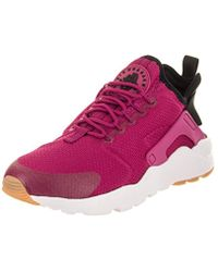 c5f8b3fa96d1 Nike Wmns Air Huarache Run Ultra Gymnastics Shoes in Purple - Lyst