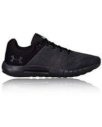 Under Armour Micro G Pursuit, Chaussures de Running Homme - Noir
