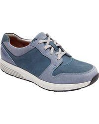 Rockport - Trustride Derby Trainer Fashion Sneaker - Lyst