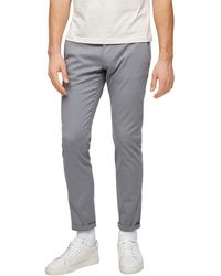 S.oliver Slim Fit: Hose im Chino-Style Grey 33.30 - Grau