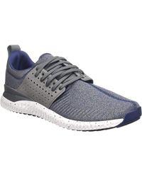 adidas Chaussure Adicross Bounce - Bleu