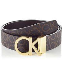 Calvin Klein Belt - Brown