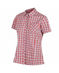 Regatta Womens//Ladies Mackayla Long Sleeve Shirt