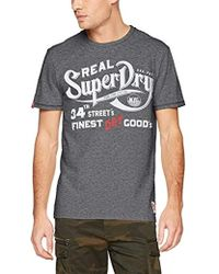 Superdry - Nyc Finest Tee T-shirt - Lyst
