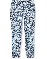 Guess Curve X Trousers - Blue