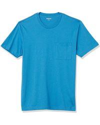 Goodthreads - Short-Sleeve Crewneck Cotton T-Shirt with Pocket Fashion - Lyst
