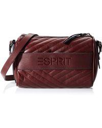 Esprit 100ea1o308 Shoulder Bags - Red