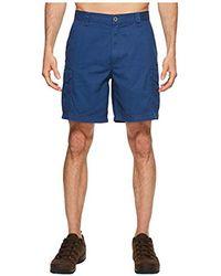 Columbia Cargo Shorts - Blue