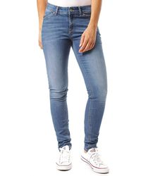 Roxy Jean Skinny Fit - - 27 - Bleu