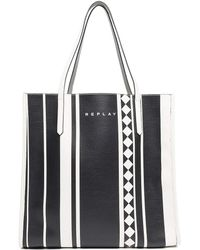 Replay Fw3815.001.a0355a 's Top-handle Bag - Black