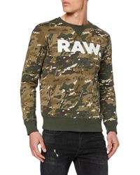 G-Star RAW Graphic 4 Core Sudadera - Multicolor