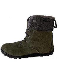 Columbia Powder Summit II MID Waterproof woman black boots 6.5 Brand New
