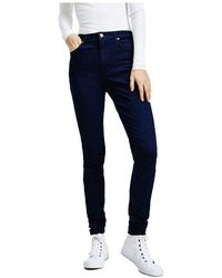 Tommy Hilfiger Sylvia HR Super SKNY AVDBS Jeans - Azul