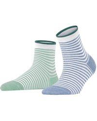 Esprit White/green/blue