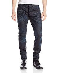 G-Star RAW 3301 Tapered Jeans para Hombre - Azul