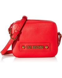 Love Moschino Jc4027pp1a - Rosso