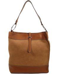 Esprit Nia Big Hobo Bag Rust Brown