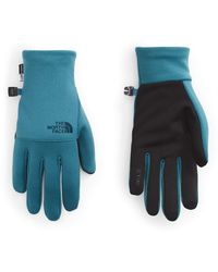 The North Face Etip Recycled Glove - Bleu
