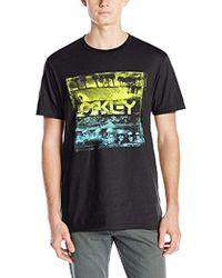 Oakley - 90s Beach T-shirt - Lyst
