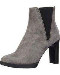 Geox - D Annya High H Ankle Boots - Lyst