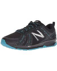 reputable site 15826 30ec8 Mt590v4 Trail Running Shoes - Black