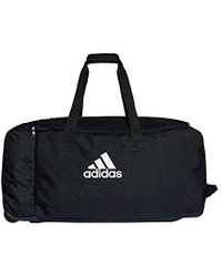 adidas - Tiro du XL WW, Borsa Sportiva Unisex-Adulto, Nero (Negro/Blanco), 24x15x45 centimeters (W x H x L) - Lyst