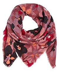 Esprit Accessoires 119ea1q006 Scarf, Pink (dark Old Pink 675), One (size: 1size)